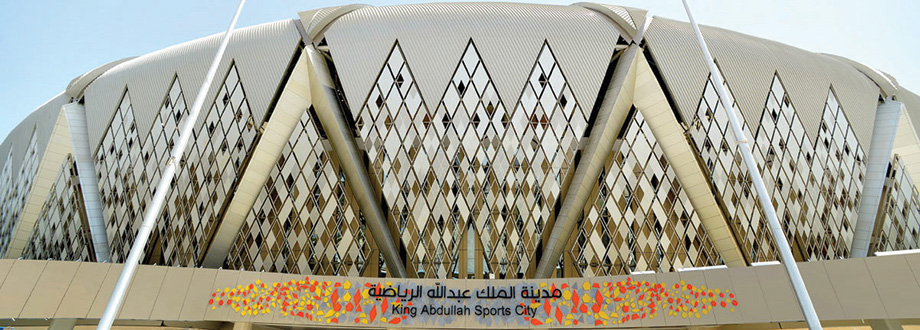 Electrical Works- Main Stadium King Abdullah Sports City