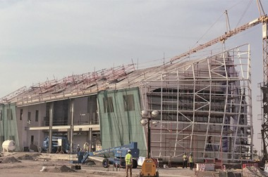 Mv & Elv Work In General Presidency Of Youth Welfare Administration Building – King Abdullah Sports City