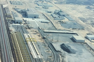 Haramain High Speed Railway –  Work Base 3