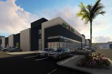 LULU Hyper Market Building – Al-Khobar – Saudi Arabia